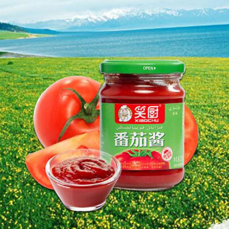 225g瓶装番茄酱